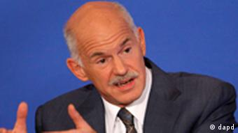 Griechenland George Papandreou