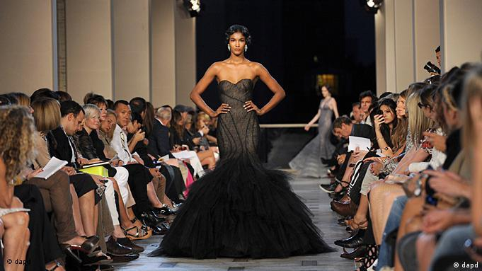 The Zac Posen Spring 2012 collection