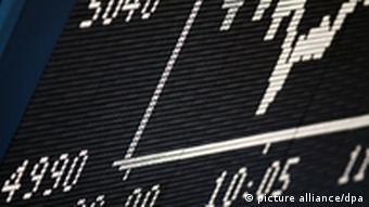 بازارهای بورس اروپا روزهای پر افتوخیزی را پست سر میگذرانند