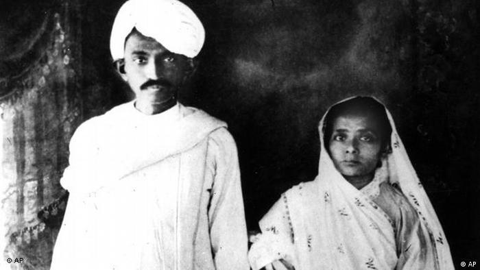 Flash-Galerie Indien Mahatma Gandhi (AP)