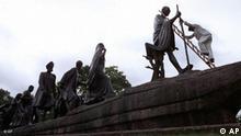 Flash-Galerie Mahatma Gandhi Statue