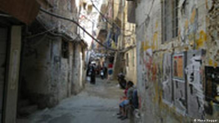 Palästinenser im Libanon (Mona Naggar)