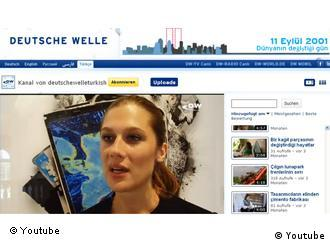 Deutsche Welle Youtube-Kanal***Türkischsprachige Deutsche Welle Youtube-Kanal.