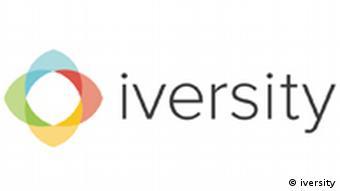 Логотип Iversity
