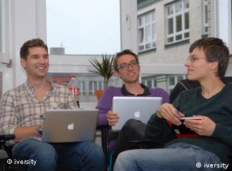 Учредители сайта Йонас Липман и Ханнес Клёппер