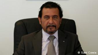 Salah Abdel Shafi, General Delegate for Palestine in Germany