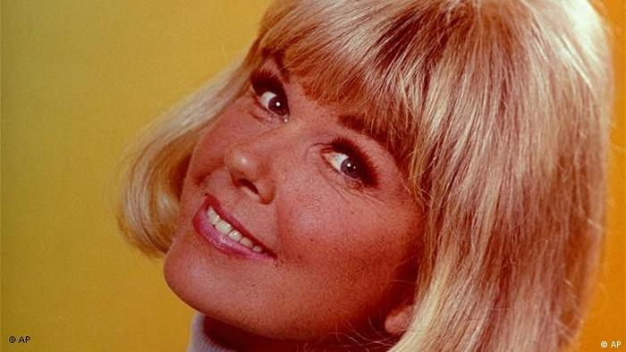 Doris Day picture from 1962 (AP)