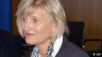 Simone Lässig (Foto: dw)
