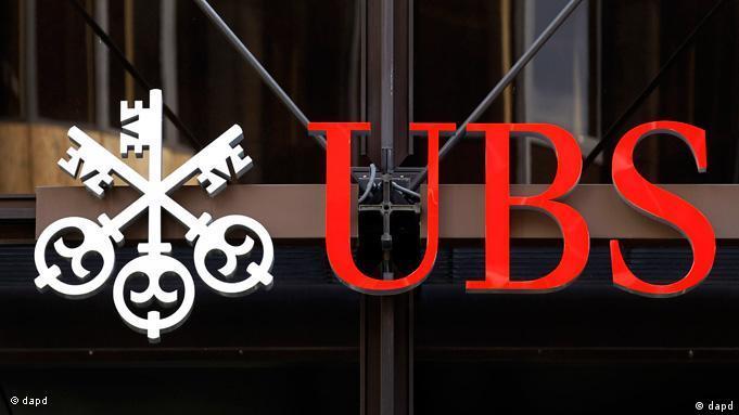 Flash-Galerie UBS Milliarden-Verzocke (dapd)