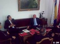 Sa jednog od postizbornih susreta političara BiH