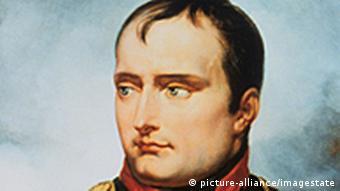 Ein Porträt von Napoleon