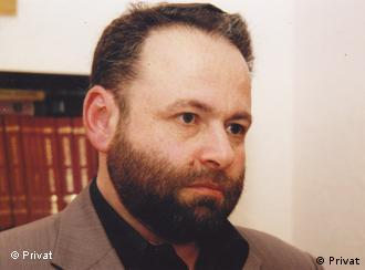 Віталій Нахманович: «історія Бабиного Яру - не завершена»