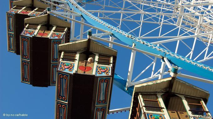 Ferris Wheel at the Oktoberfest