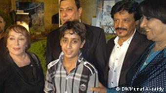 Hussien Hafez al-Aaibe Filmemacher Irak