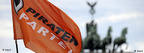 La bandera anaranjada se tomó la capital de Alemania (Foto: Berthold Stadler/dapd).