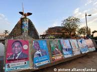 Mabango ya kampeni ya Urais nchini Zambia