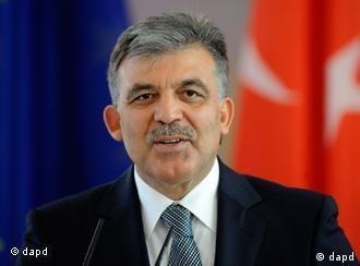 عبدالله گل، رئیسجمهور ترکیه