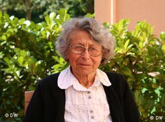 Яніна Гешелес розповіла DW свою історію під час зустрічі у Дюссельдорфі