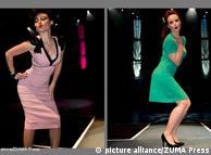 Просто красиво: стиль 50-х на модных подиумах