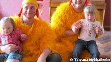 Charity Chicken Foundation Spendenaktion