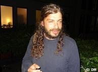 Ο  συγγραφέας Γιάννης Μακριδάκης