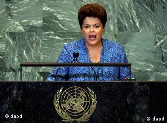 Dilma Rousseff: una gran ruptura.