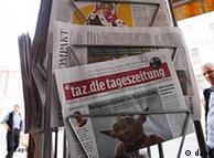 روزنامه آلمانی