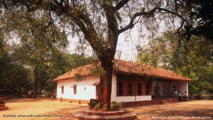 Flash-Galerie Sabarmati Ashram (picture alliance/Dinodia Photo Library)