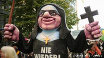 The pope in the Bundestag