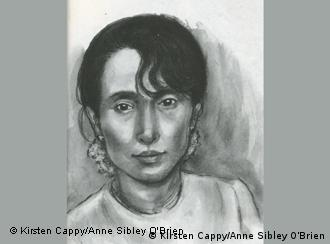 Suu Kyi has been fighting for a peaceful democratization since the late 1980s