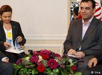 یکی از دیدارهای پیشین احمدینژاد و اردوغان