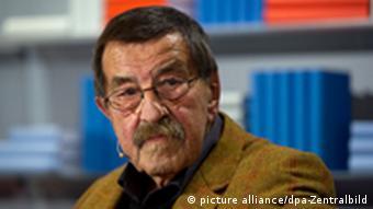 گونتر گراس، نویسندهی آلمانی