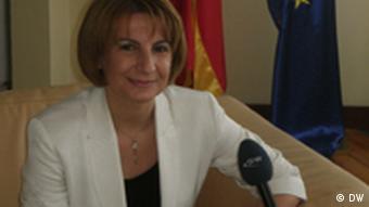 Teuta Arifi Politikerin Albanien