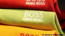 T-Shirts mit Logos Hugo Boss