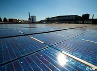 Парк сонячних батарей у Бонні