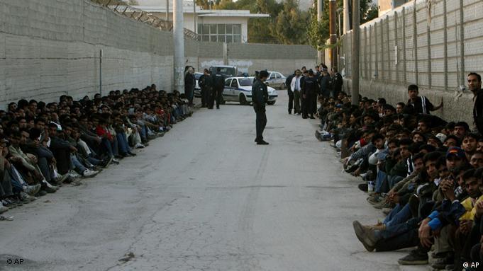 Asylbewerber Griechenland Antrag auf Bleiberecht Flash-Galerie