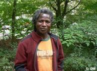 Jimas Sanwidi es de Burkina Faso y vive en Bonn.