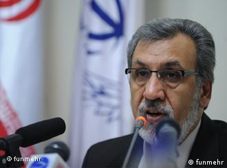 محمودرضا خاوری، متهم به دستداشتن در اختلاس سه هزار میلیارد تومانی