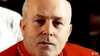Belgian Cardinal Godfried Danneels