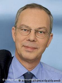 Der Gießener SPD-Bundestagsabgeordnete Rüdiger Veit (Foto: dpa/lhe)