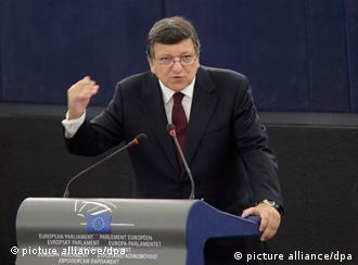 President of the European Commission Jose Manuel Durao Barroso