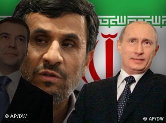 رهبری ایران به پوتین امید بسته است