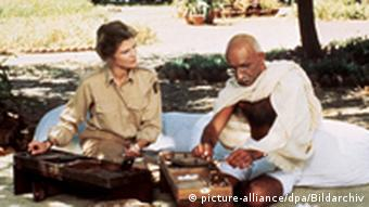 Ben Kingsley played Gandhi in the Oscar-winning Richard Attenborough film