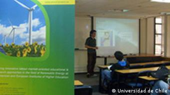JELARE Projekt Universität Chile