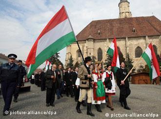 Minoritatea maghiară din România