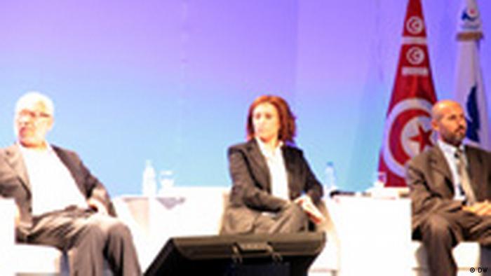 Ennahda Nahda Tunesien vor der Wahl mit Suad Abdel Rahim (DW)