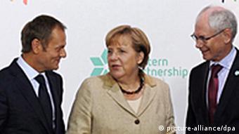 Polen Deutschland EU Nachbarschaftsgipfel in Warschau Angela Merkel