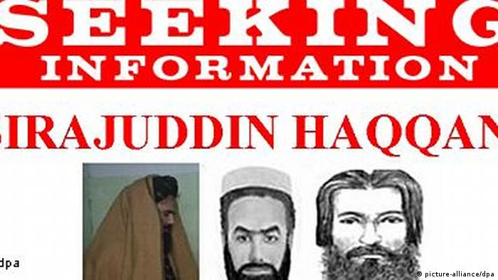 Superteaser NO FLASH Pakistan Terror Jalaluddin Hakkani (picture-alliance/dpa)