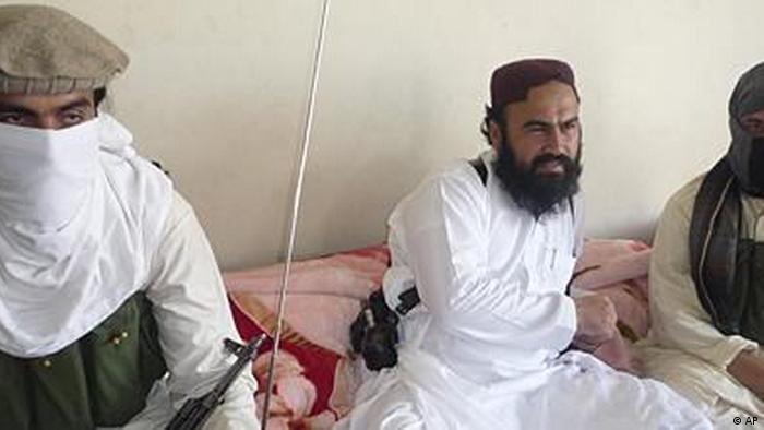 Superteaser NO FLASH Pakistan Terror Jalaluddin Hakkani Grenzgebiet Afghanistan (AP)