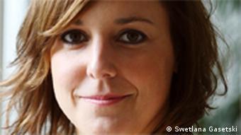 Anna Ott von I-Potentials (Foto: Swetlana Gasetski)